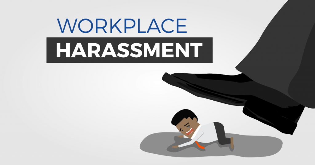 How to Deal With Sexual Harassment in the Workplace