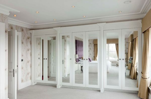 Mirror Closet Doors – To Make Your Home Look More Appealing